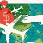 Como economizar durante a viagem