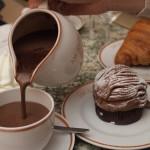 Sabia que para tomar o melhor chocolate quente do mundo você tem que enfrentar ratinhos?