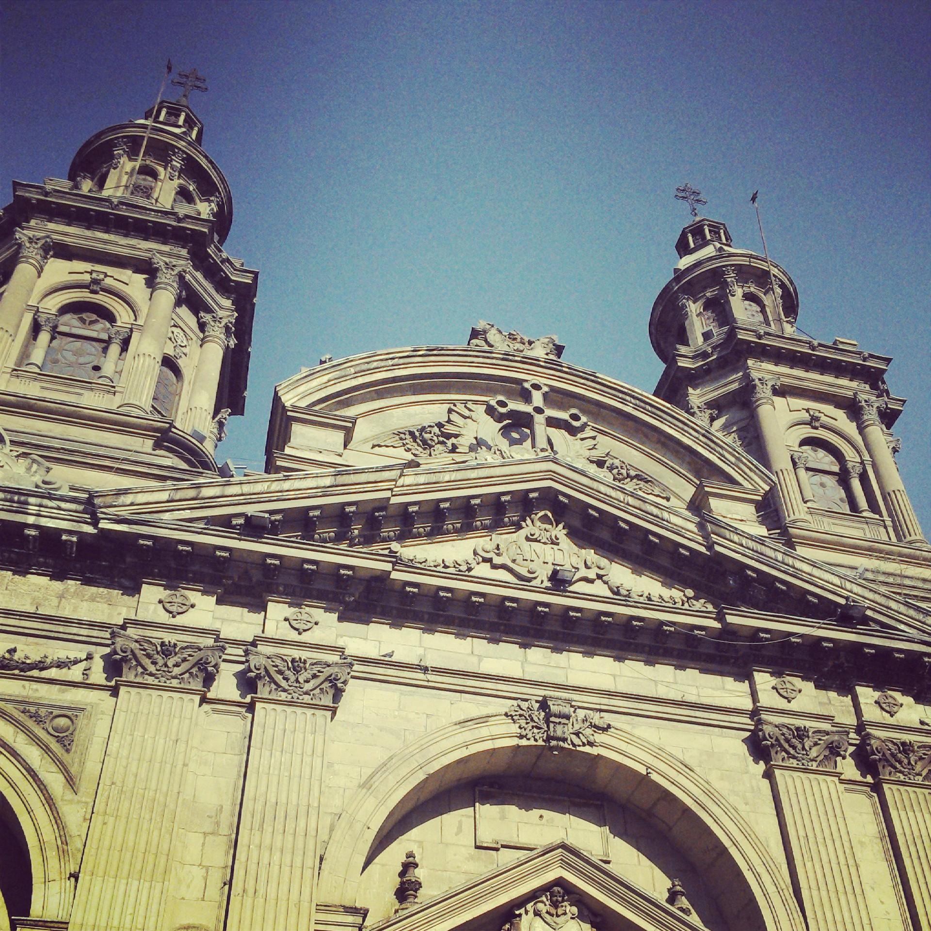 catedral-santiago-chile