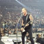 Show de rock nos Estados Unidos