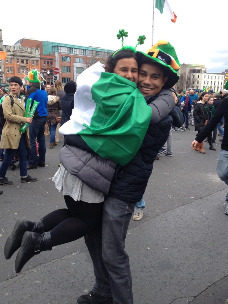 morar-Irlanda