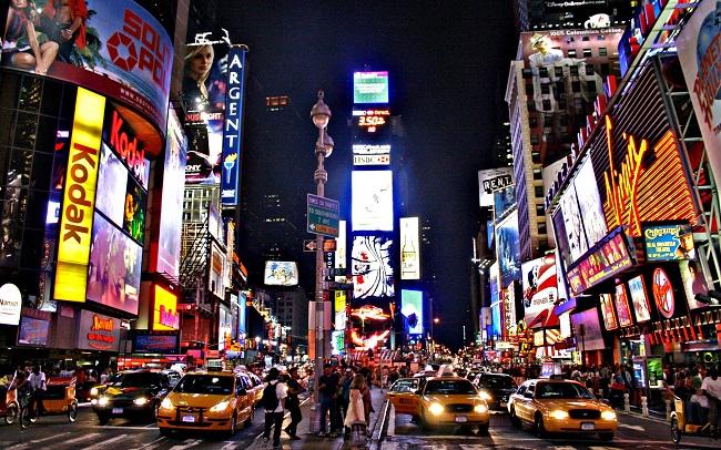 Minha primeira vez em Nova York: Natal e Réveillon
