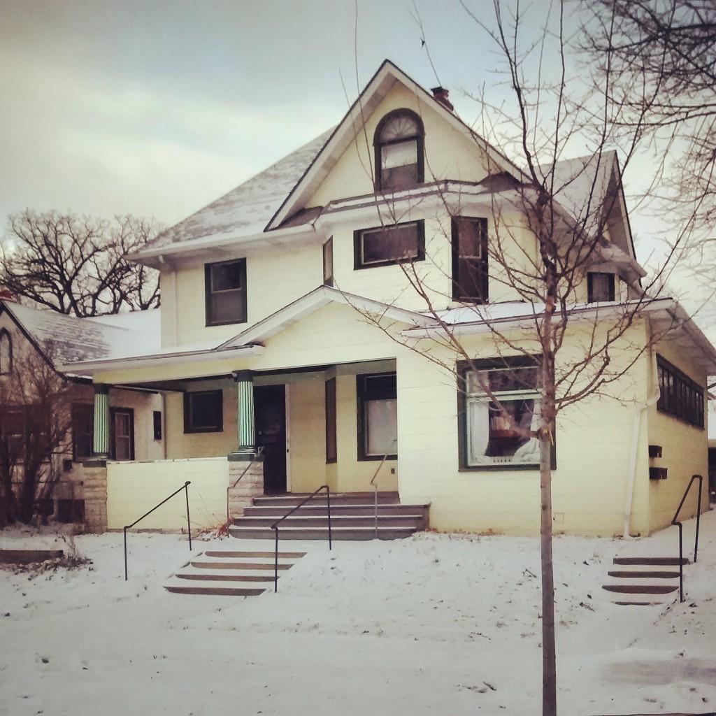 Casa alugada pelo Airbnb em Minneapolis