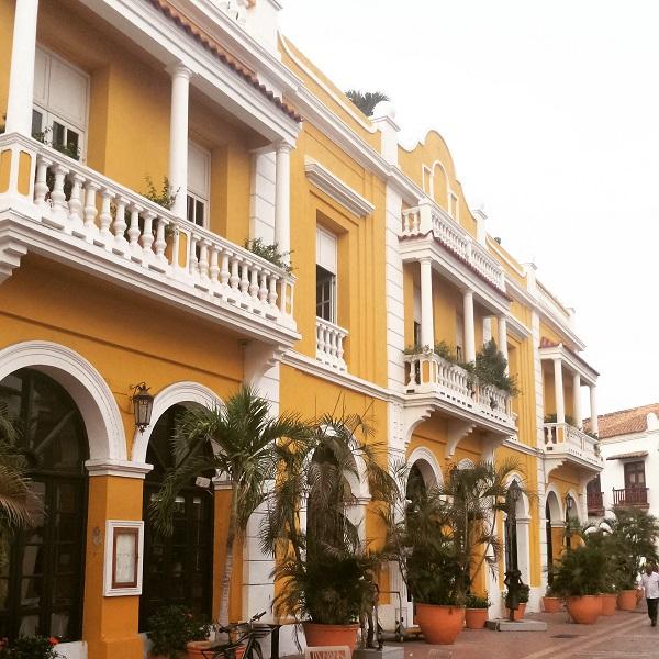 Cartagena: não sei se gostei ou não