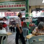 Encontrei o charme de Kuala Lumpur