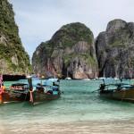 Maya Bay na Tailândia: a realidade por trás de #paraíso