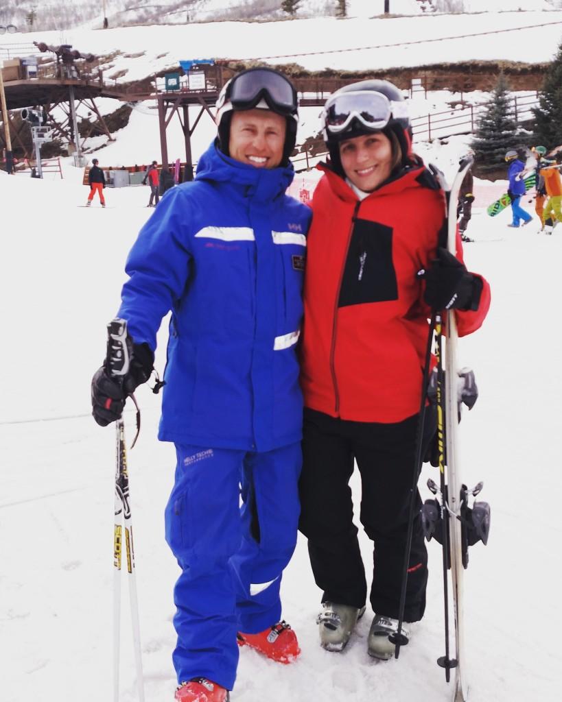 Aulas de esqui em Park City