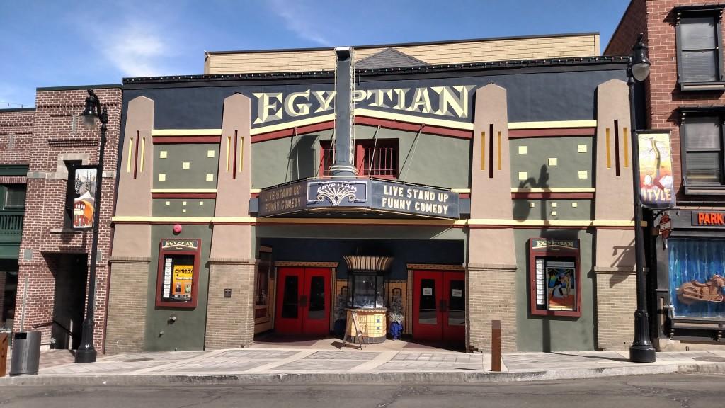 Cinema em Park City