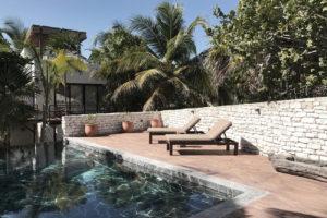 Onde ficar em Tulum: Chiringuito Tulum