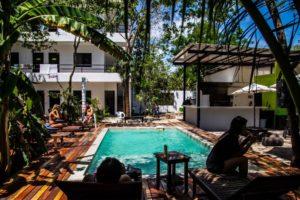 Onde ficar em Tulum: Hostel Che Tulum
