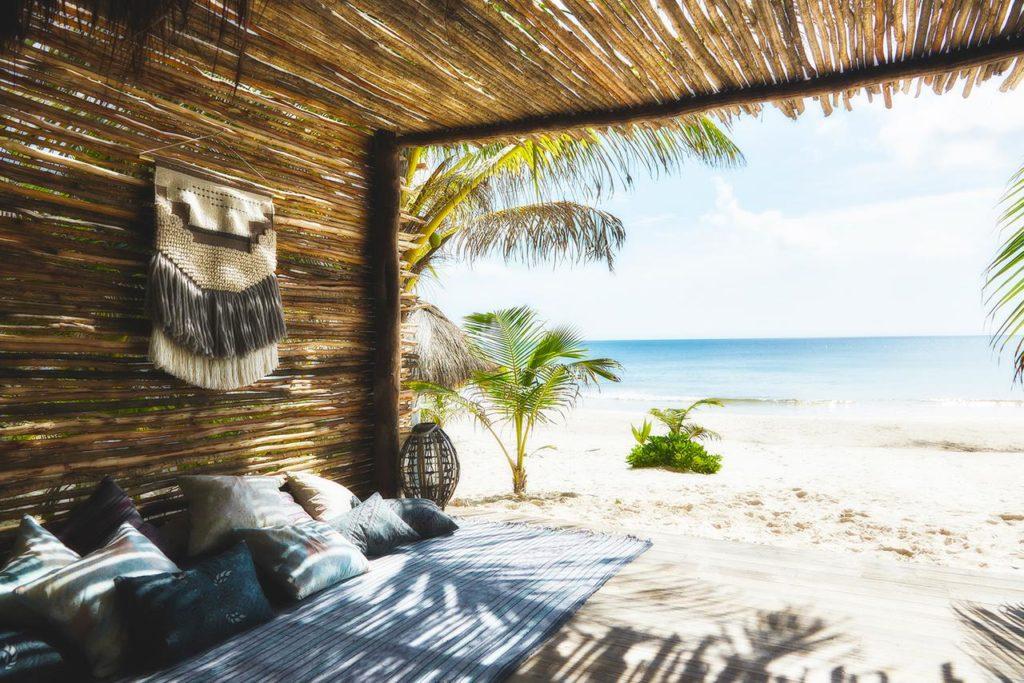 O que fazer em Tulum: relaxar nos beach clubs