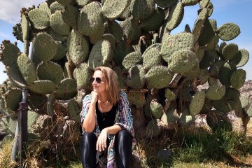 viajar sozinha México Amanda Viaja