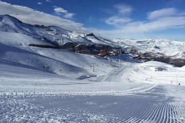 Valle Nevado Amanda Viaja