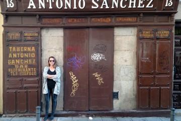 viajar sozinha madrid espanha