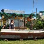 Viajar sozinha para o Uruguai