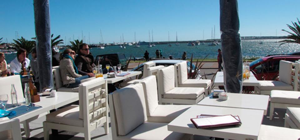 onde comer em Punta