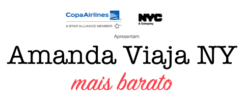 Amanda Viaja Nova York Barato