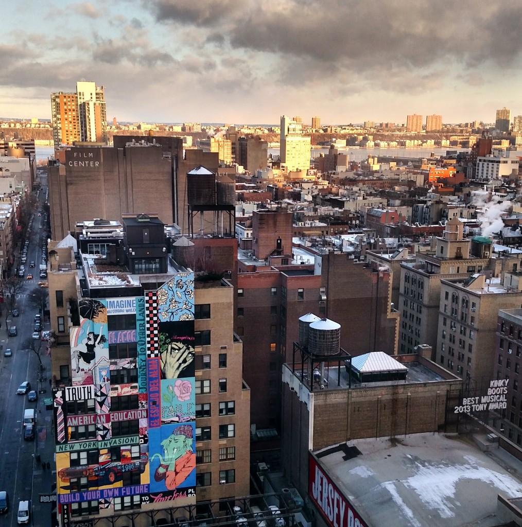 hospedar Row Nova York Amanda Viaja