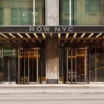 Como é se hospedar no Row em Nova York