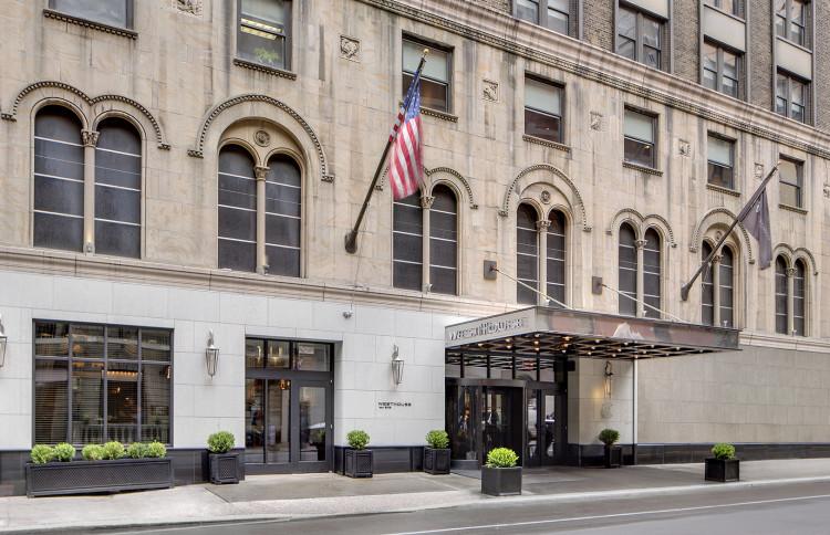 Como é se hospedar no Westhouse em Nova York