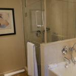 Banheiro quarto Sofitel em Nova York