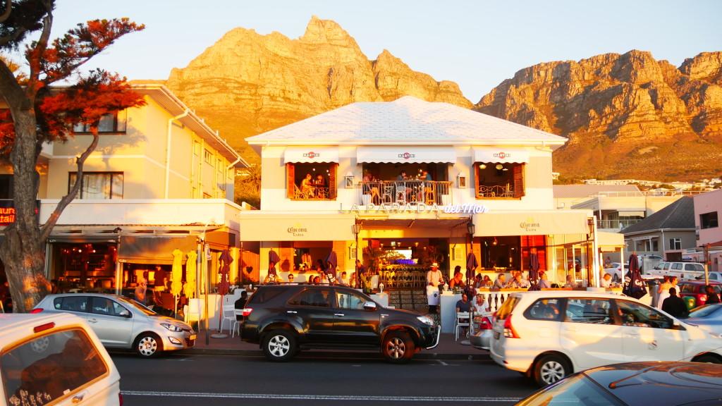 Camp's Bay: região descolada em Cape Town, África do Sul