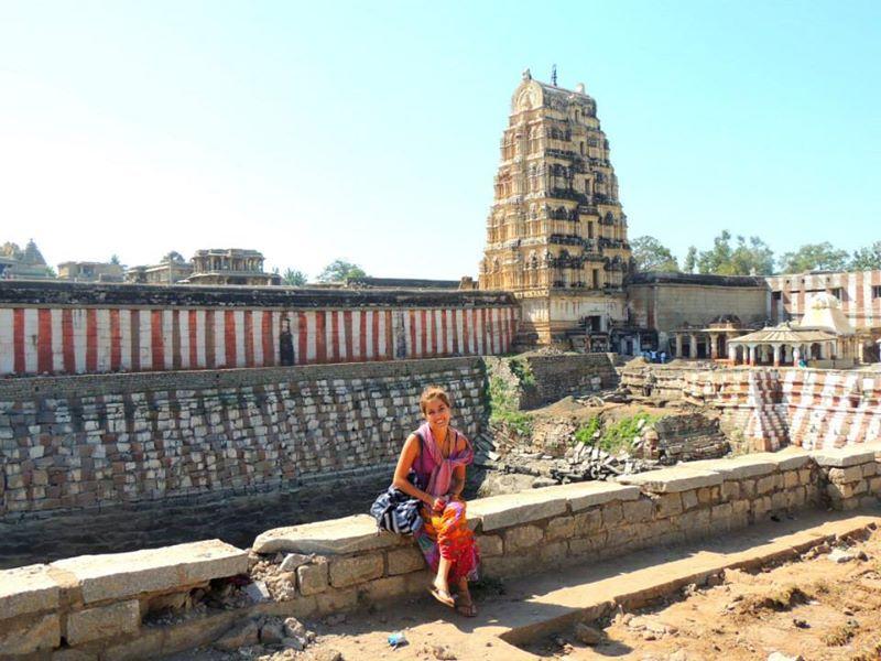 india amanda viaja