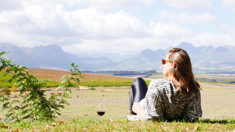 A Rota dos Vinhos na África do Sul