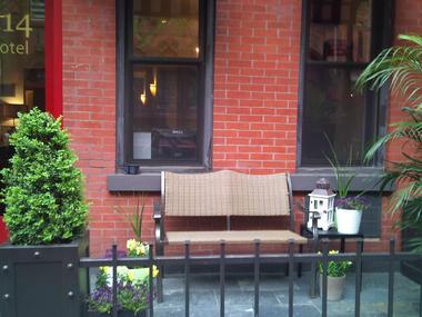 Onde ficar em NY barato: 414 Hotel