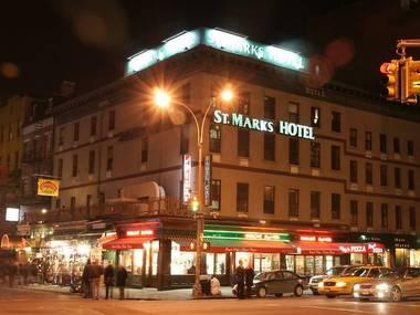 Onde ficar em Nova York gastando pouco: St. Marks Hotel