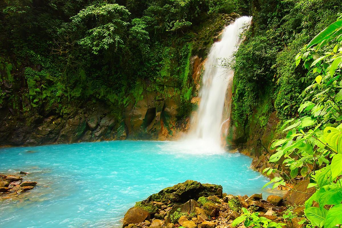 Parque Nacional Manuel Antonio na Costa Rica