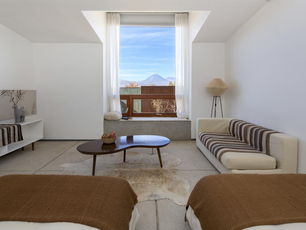 Quarto do Hotel Tierra em San Pedro de Atacama
