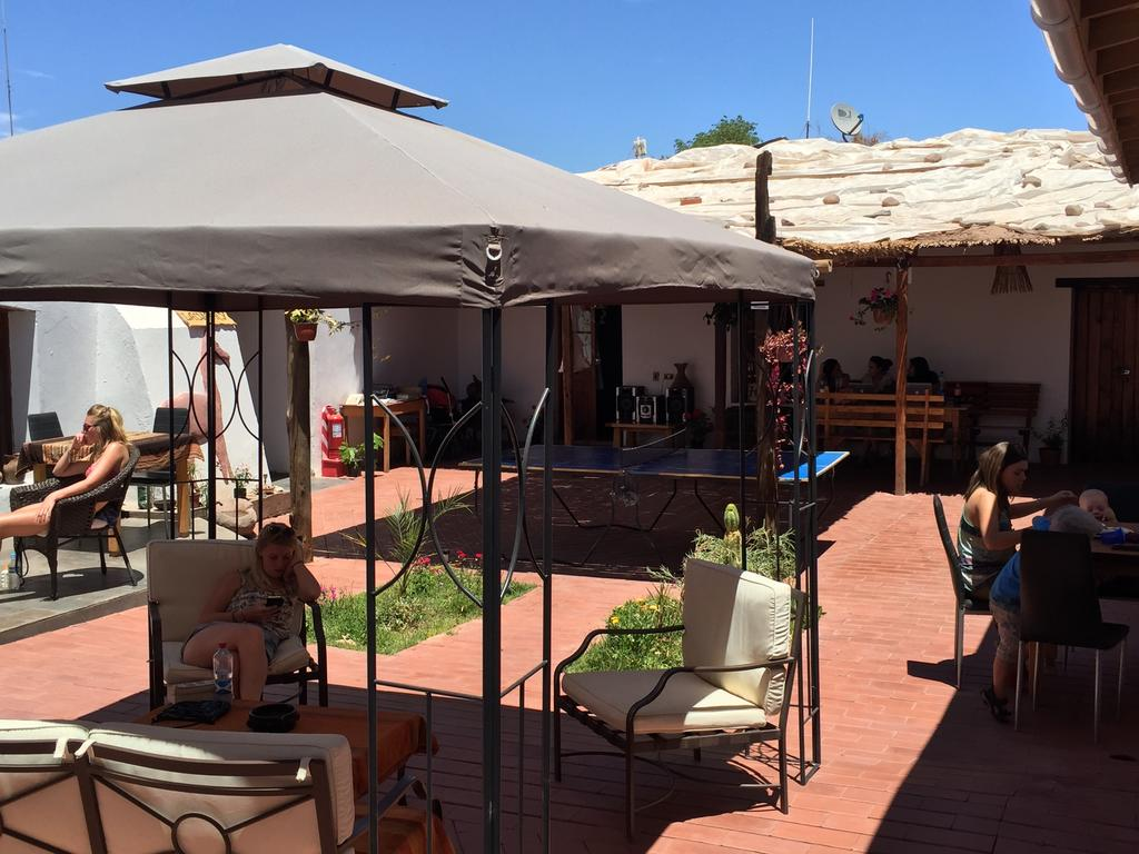Casa del Pueblo, hotel no Deserto do Atacama