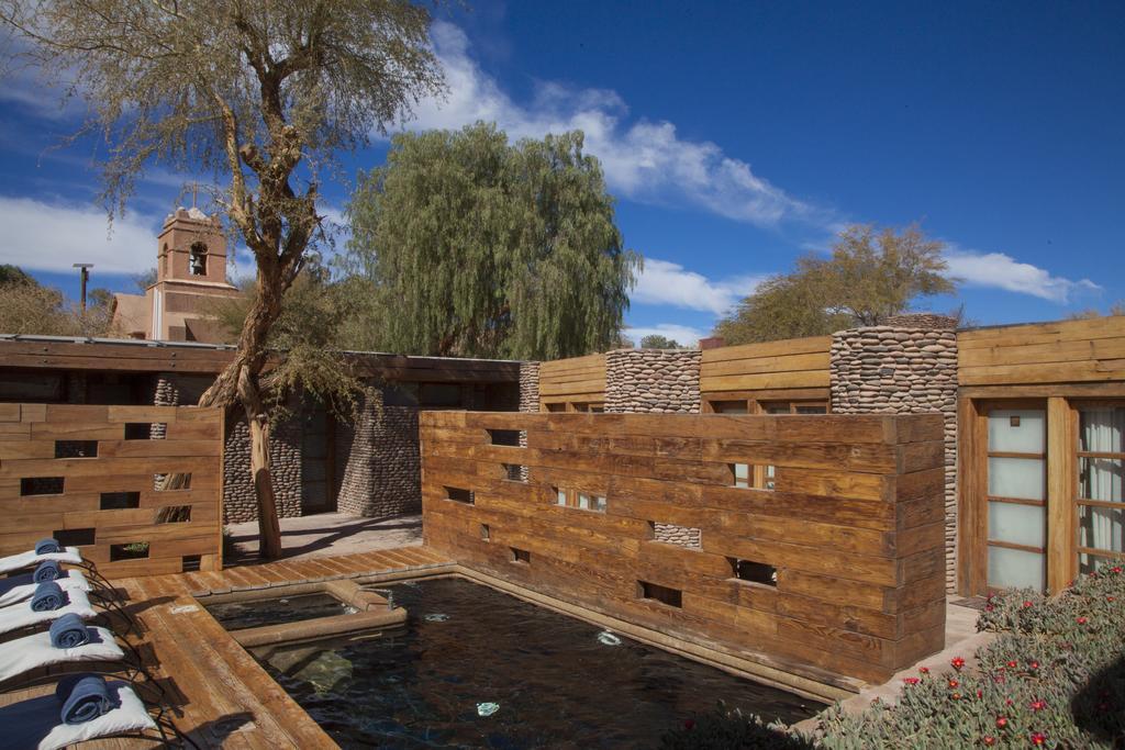 Piscina Terrantai Lodge, hotel em San Pedro de Atacama