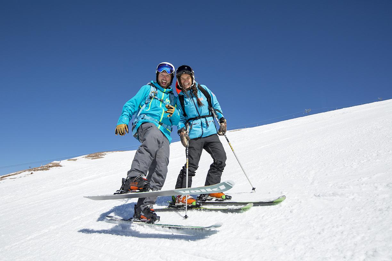 valle nevado temporada 2018