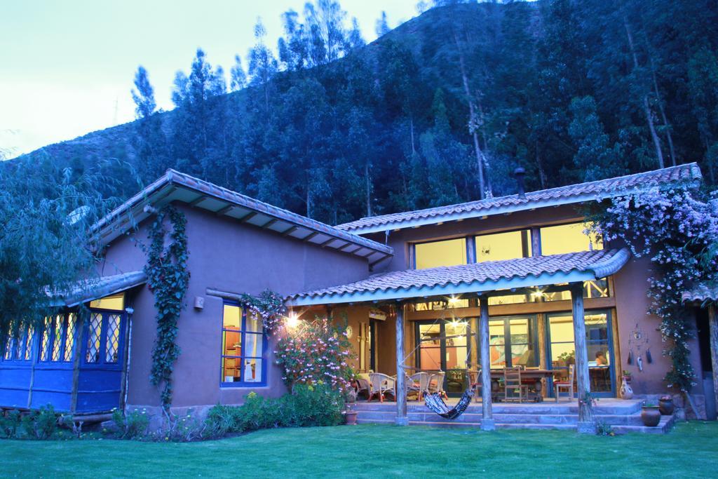 Exterior do Melissa Wasi Hotel, em Machu Picchu
