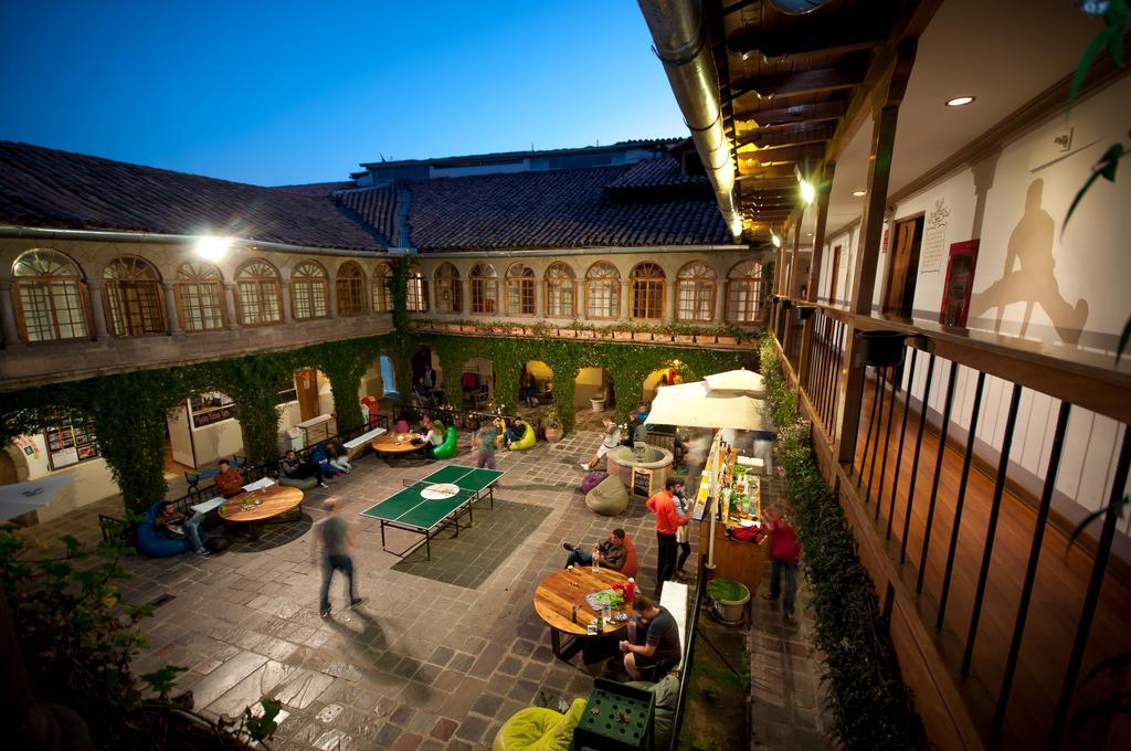 Hostel Pariwana em Cusco