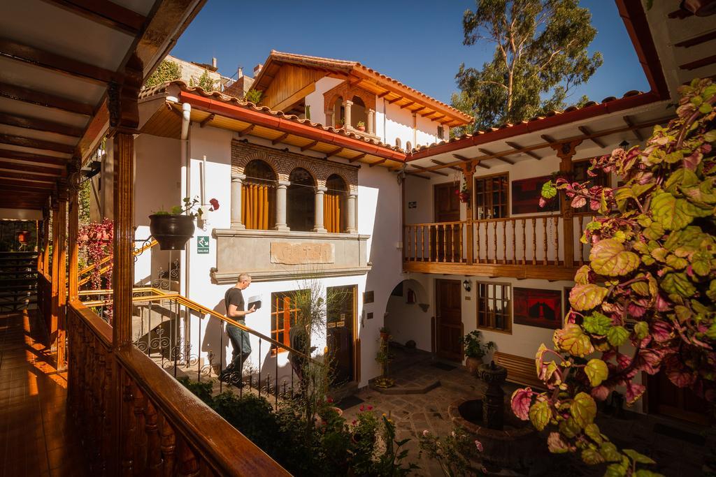 Passeio do Rumi Punku Hotel em Cusco