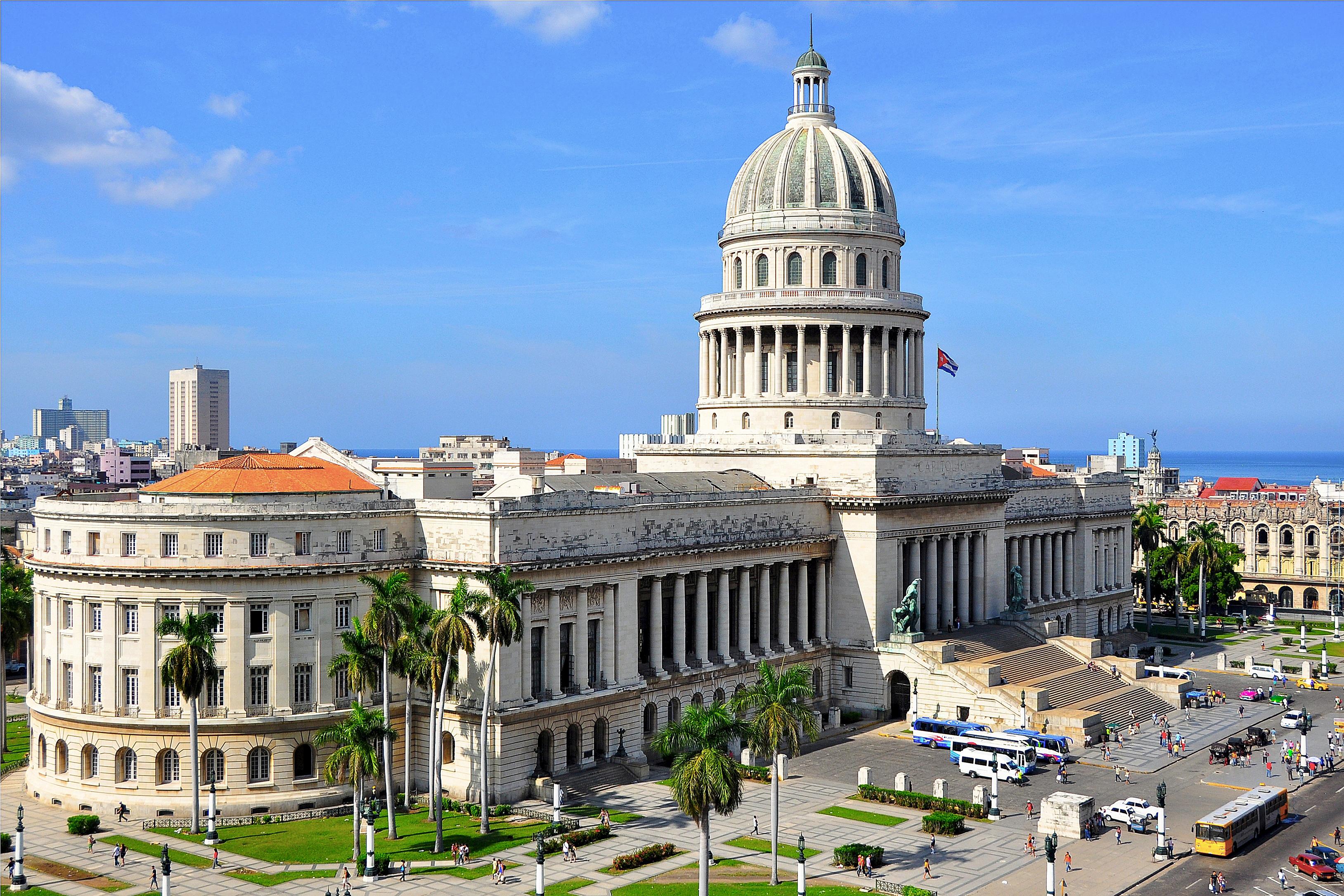 Pontos turísticos de Havana: o Capitólio Nacional
