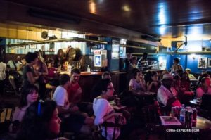 Show de jazz em Havana
