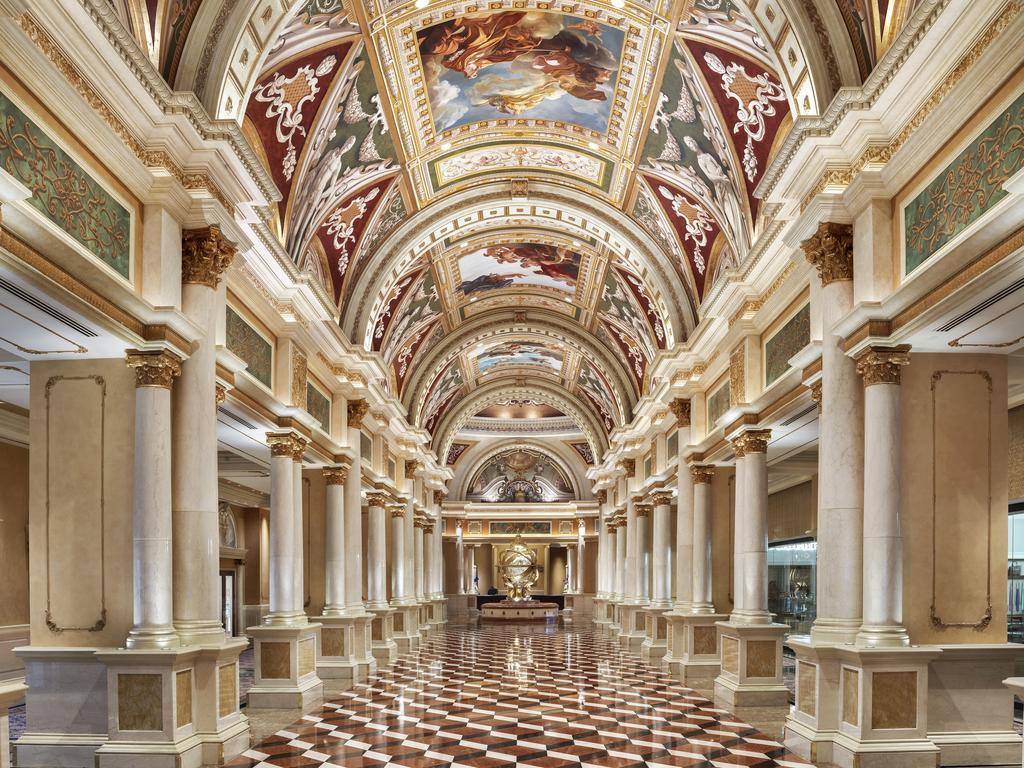 Hotel luxuoso em Las Vegas