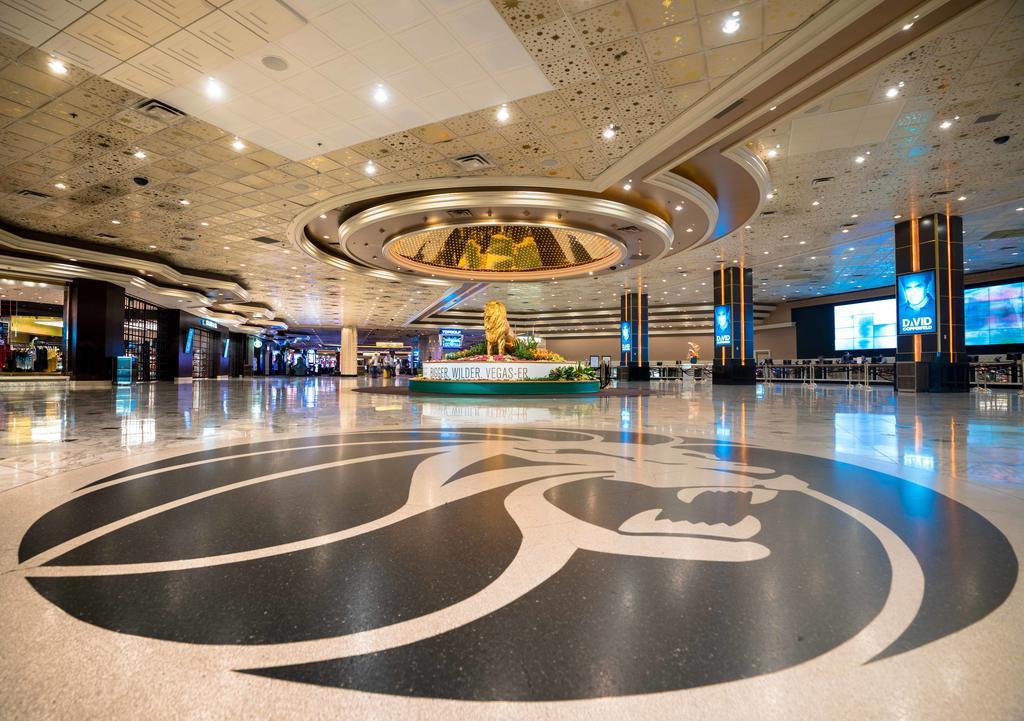Hotel não tão caro em Las Vegas