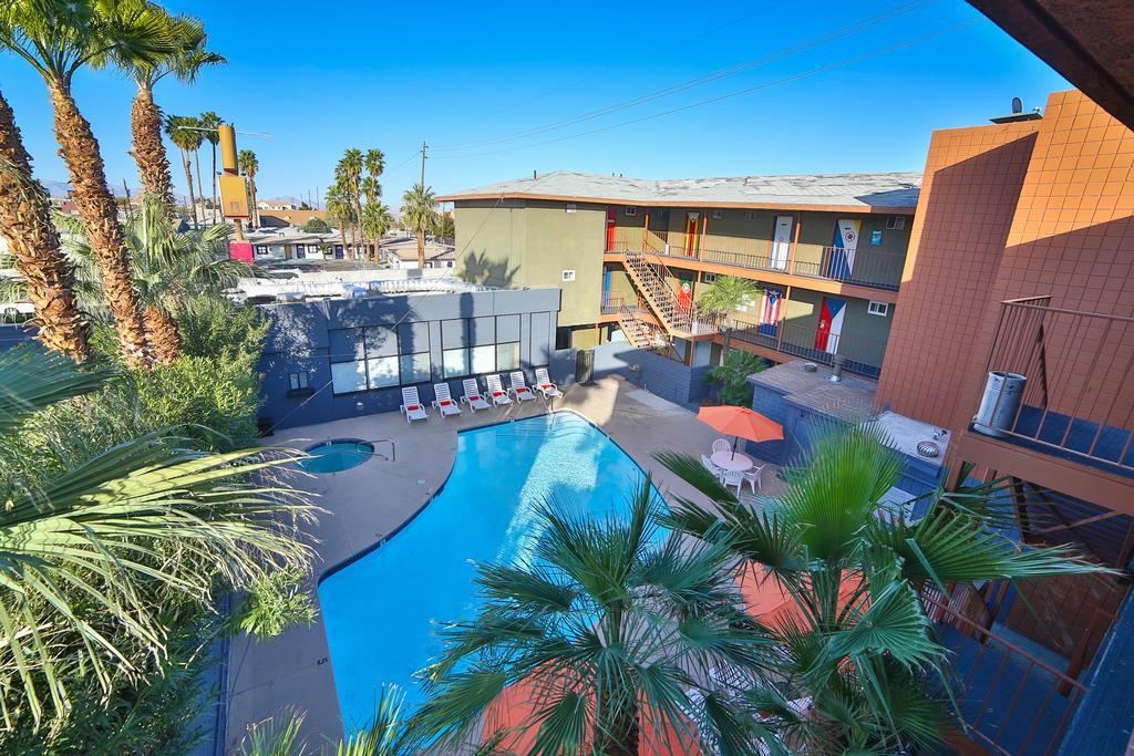 Opção de hostel em Las Vegas