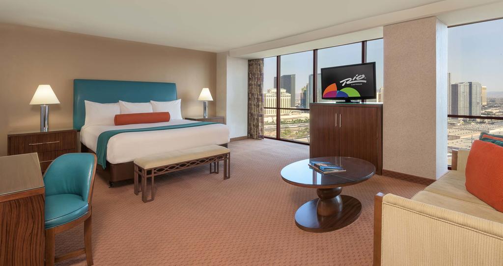 Hotel mais em conta em Las Vegas