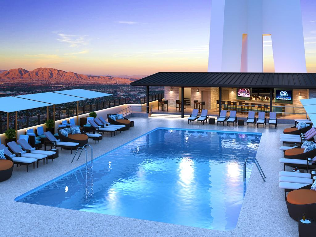 Hotel acessível em Las Vegas