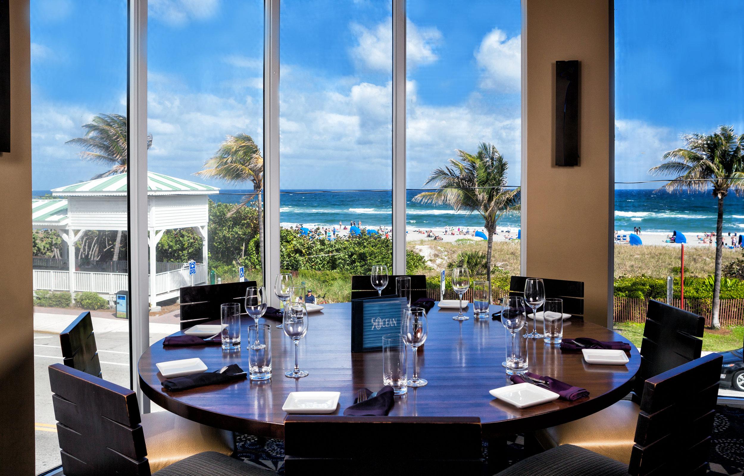 Restaurante em Delray Beach, na Flórida