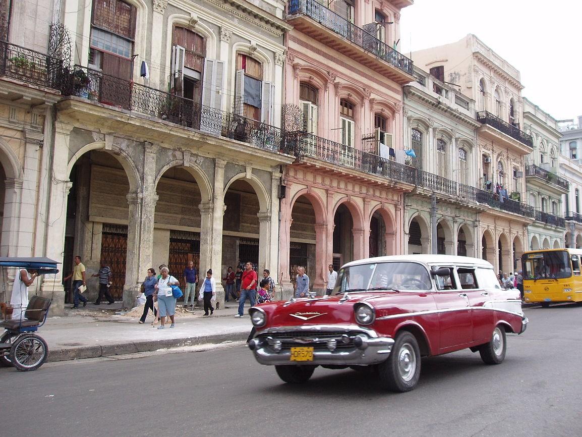 Bairros de Havana: Habana Vieja, Centro Habana e El Vedado