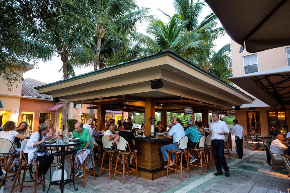 Restaurante em Palm Beach Gardens, na Flórida