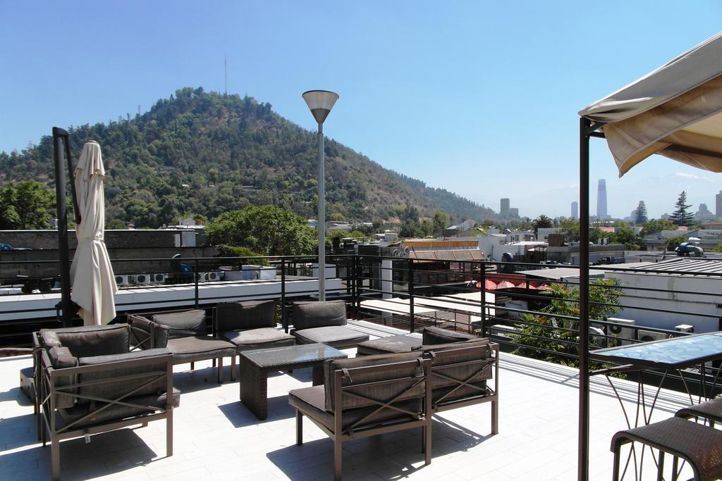 Onde ficar em Santiago: meu preferido, Rado Boutique Hostel