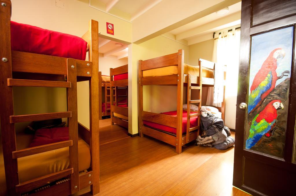 Onde ficar em Lima: Pariwana Hostel